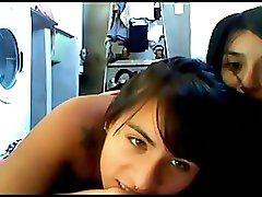 teen lesbians on webcam