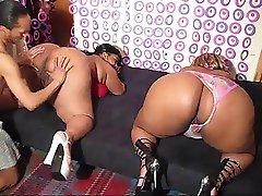 BBW's Madison & Madam Trixie Threesome