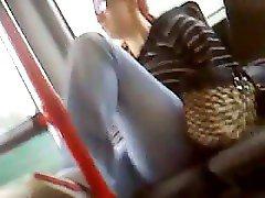 German public upskirt voyeur different. Tight Jeans Girl 1