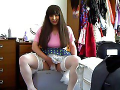 Georgina petticoat Poodle