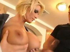 Diamond Foxxx Titfucking