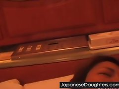 Young japanese teen fucked hard