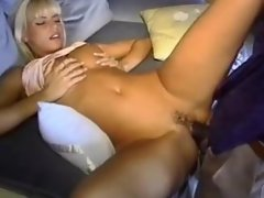 European Teen Takes Black Dick