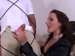 Amazing FemdomHandjob by Hot Mistress