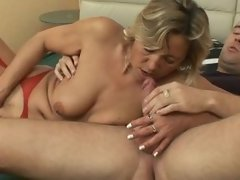 Hot Milf On Spooning Position After Sucking
