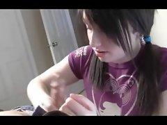 Teen Melody Gives A Hand Job
