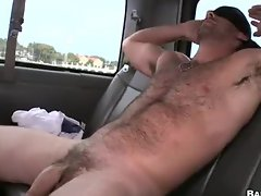 Straight Bear Tricked Into Gay BJ