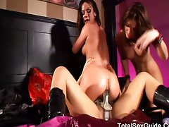 Lesbians going wild with their toys ,Dragon Lilly;Nadia Styles