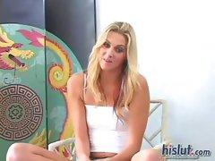 Ashley talks dirty