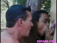 Bisexual threesome fun