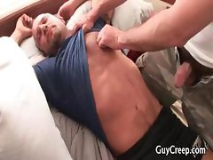 Dude wakes his lover for morning sex part4