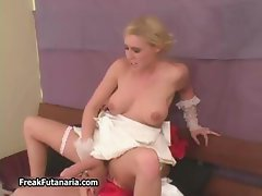 Two hot girls riding each others huge part6
