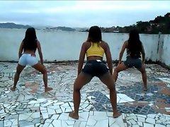 Chicas Bailando - Clip 3