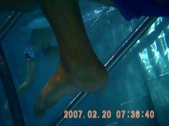 Sexy Lady underwater 2