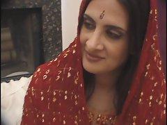 Sexy Anglo-Kashmiri Indian Pornstar