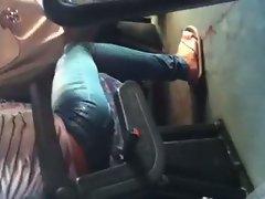 string dans le bus
