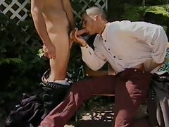 Horny vintage gay cowboys pounding all sweet holes under the sun