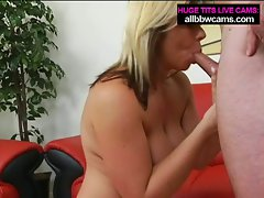 Brooke is a genie from the lamp ready for his cock