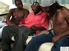 Kane, mr. darvin and pharaoh: the frisky black gays