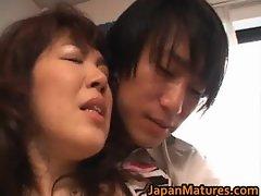 Eri Nakata Japanese mature lady engages part5