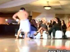 Cfnm dancing bear bj