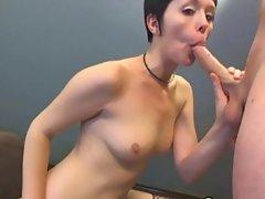 Cum Wiped Off Her Ass HD