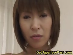 Hot mature jun kusanagi fingering her part5