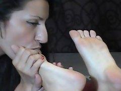 Girls Foot Worship 2