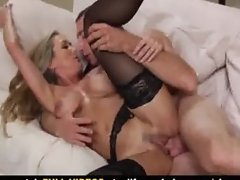 Busty Blonde Brandi Love Needs Money To Pay Bills Has Sugar Daddy