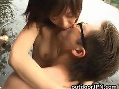 Arisa Kanno hot Asian babe gets hot part4