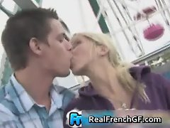 Cute french gf hot blowjob part3