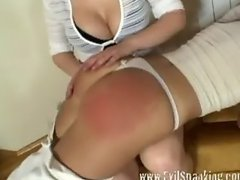 Super sexy girlfriends spanking like lesbians
