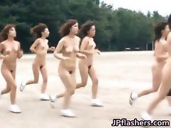 Free jav of Asian amateur competes nude part4