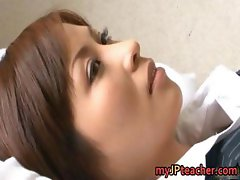 Akari Asahina Hot Japanese teacher part1