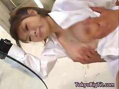Emir Ruka Mirei Hot JApanese chick gets part3