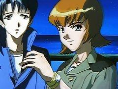 Anime threesome