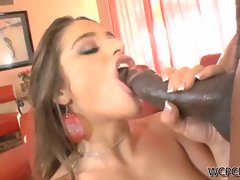 WCPClub Fit white chick fucked by a black monster cock