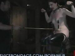 Extreme Nipple Torture