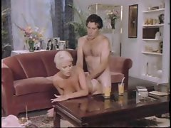 Seka is a the platinum princess of porn's past and she gets fucked here by John Leslie