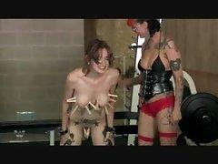 Extreme Lesbian Bondage