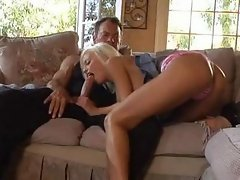 Britney fucks all her Friends Dads