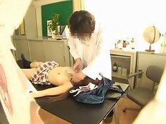 Spycam during Medical Examination Part 8