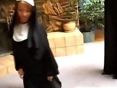 Katja Kassin Lesbian Nun Anal