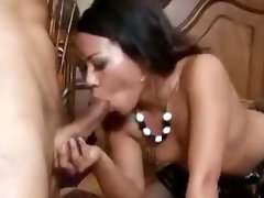 Asian Slut Gets Her Pussy Pounded