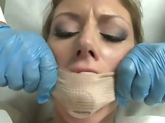 A Confused Housewife In A Weird Physical Examination