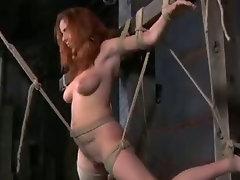 Raunchy Bondage Cumslut