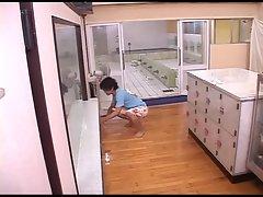 Busty Mature Spa Worker Pt. 2 - Cireman