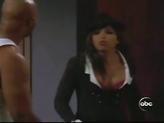 Tisha Campbell Sexy Lingerie