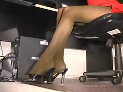 sexy secretary playtime office