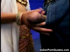 Two Cocks for Indra Verma&amp,#039,s Mouth